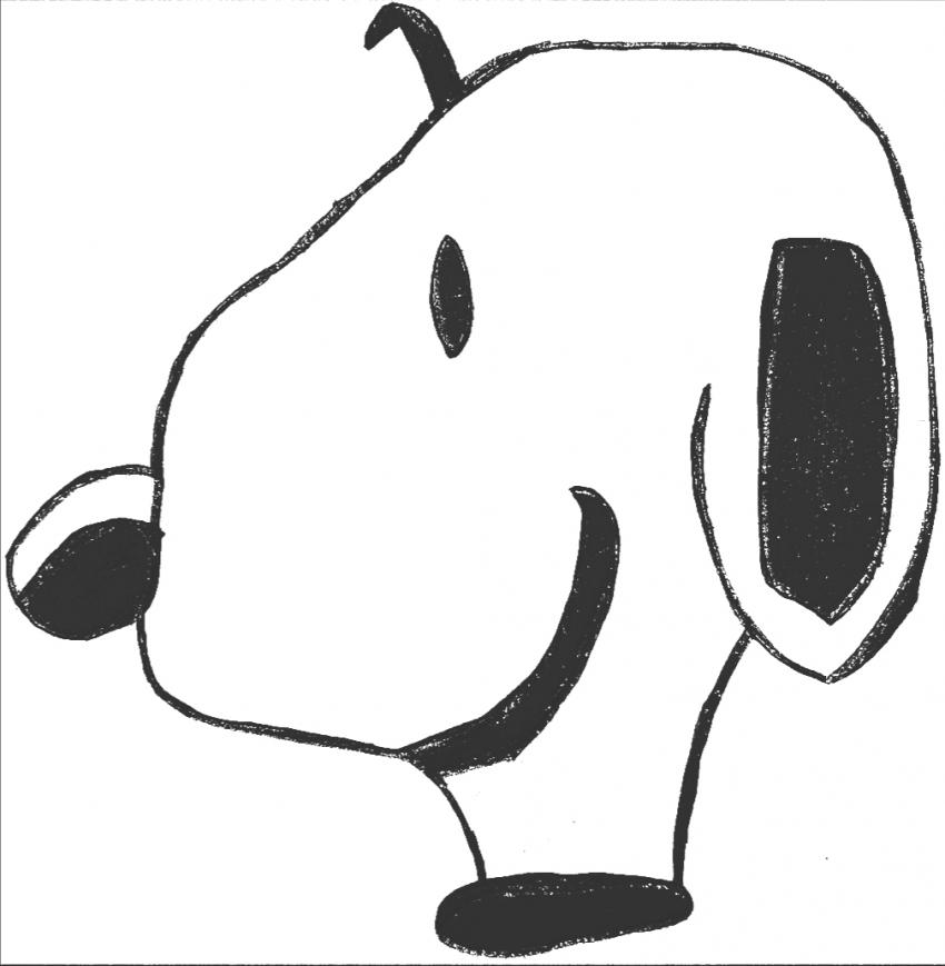 Snoopy por armattock